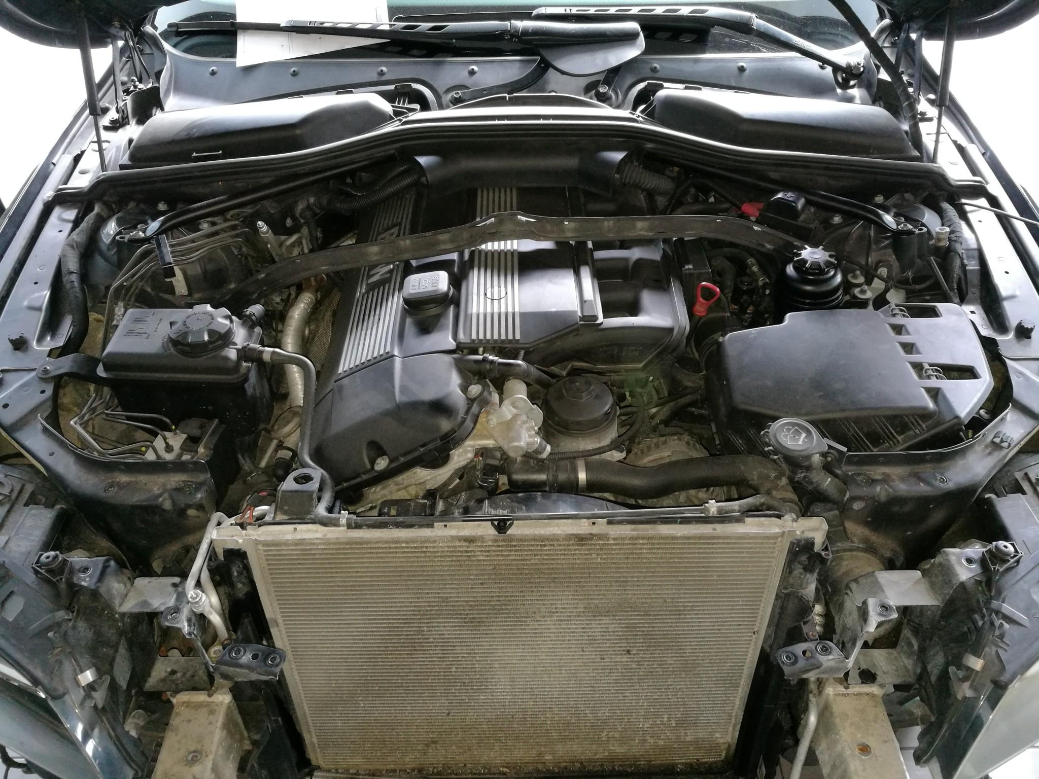 BMW E60 525i 218KM 2008r.